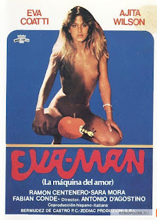 Eva Robins Transsexual video film poster