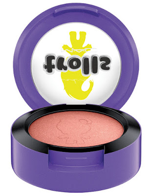 mac good trolls collection eyeshadow paradisco