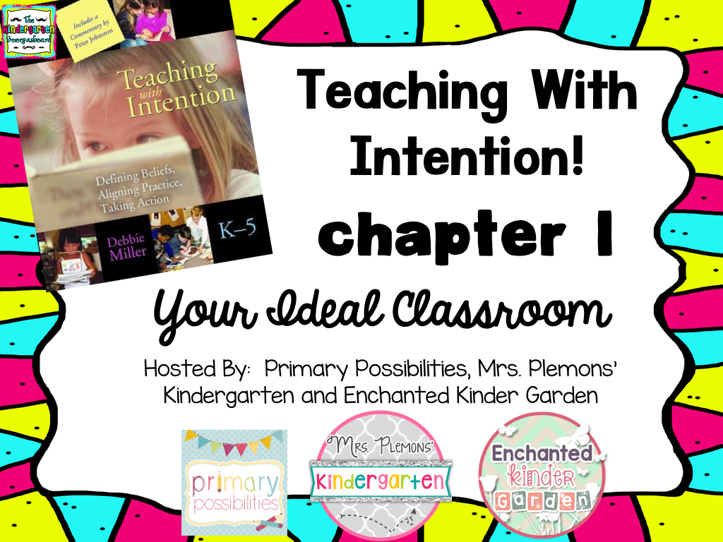 Primary Possibilities: Teaching with Intention Book Study