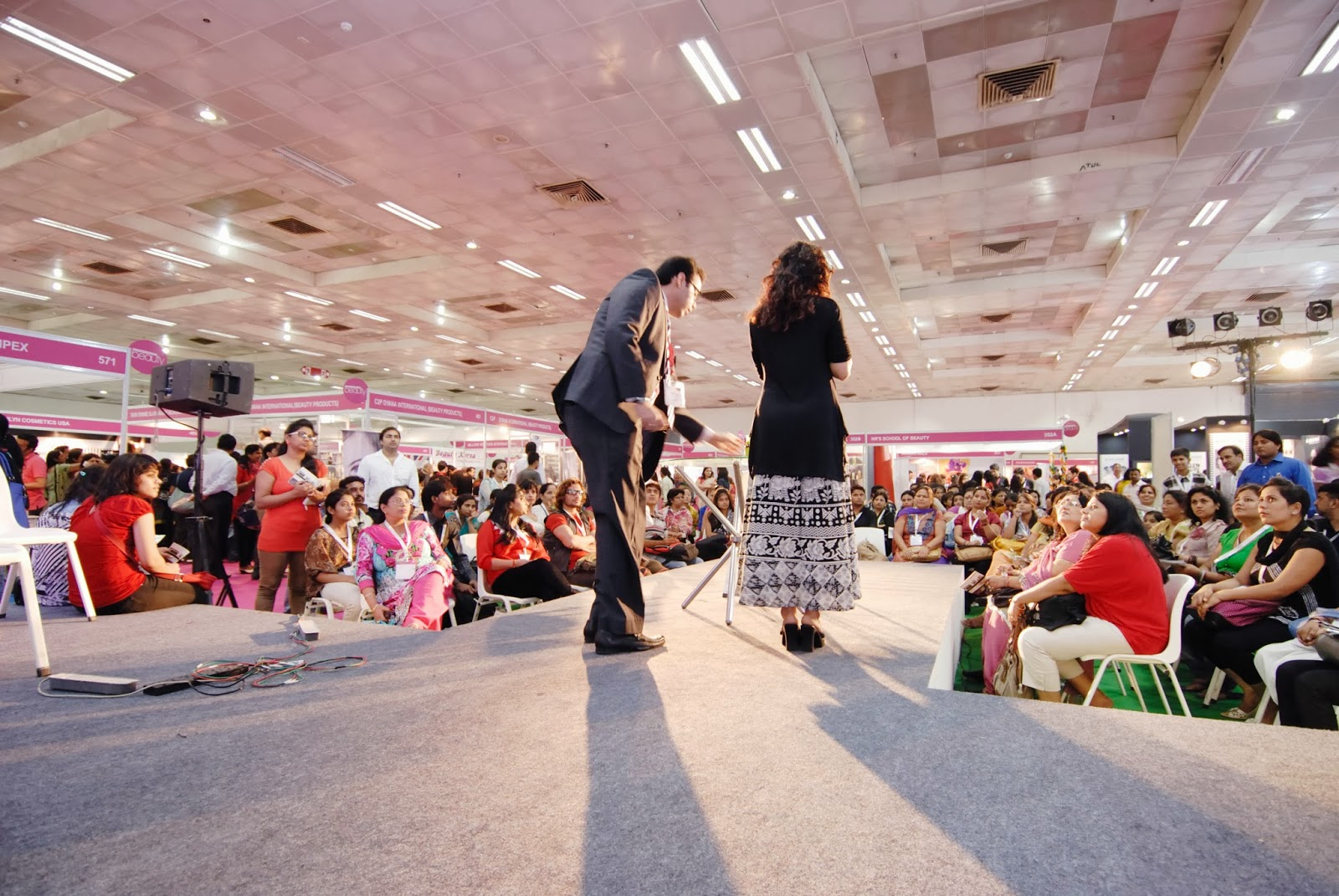 Press Release: India's Largest Beauty Trade Show