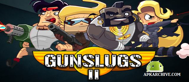 Gunslugs 2 Android Oyun indir Aksiyon Oyunu 2018!