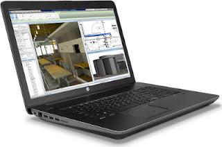 HP ZBook 17 G4 1RQ78EA Driver Download