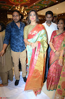 Shriya Saran Looks Stunning in Silk Saree at VRK Silk Showroom Launch Secundrabad ~  Exclusive 172.JPG