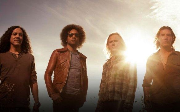 Alice in Chains tocará sobre un suelo de cristal a 152 de metros de altura