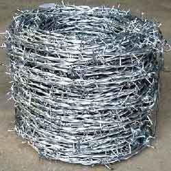 kawat duri Kawat Duri galvanis / Barb Wire