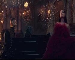 John Legend e Ariana Grande gravam canção de A Bela e A Fera