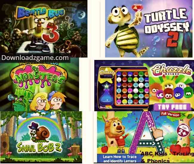 Download free games for kids