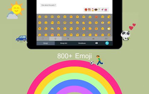 TouchPal Emoji Keyboard 2015 | Indian - 2015 - 2016