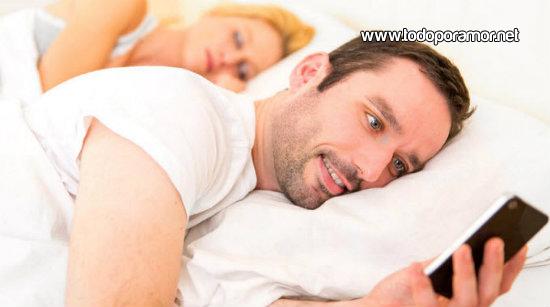 Espiar a tu pareja