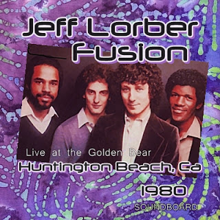 Jeff Lorber Fusion Water Sign