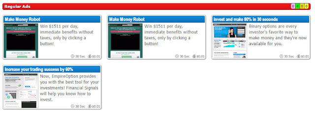 ads clixsense anúncios dinheiro fixos