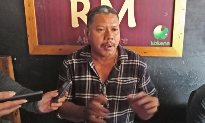 Gebrak Resmi Laporkan Pelaku Penyebar Berita Hoax Gubernur Kaltara