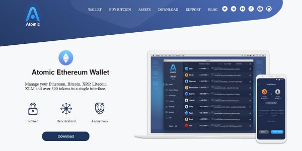 Atomicwallet Wallet Tokens ERC20 Terbaik