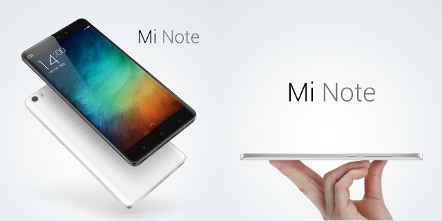 Xiaomi Mi Note Specifications - LAUNCH Announced 2015, January DISPLAY Type IPS LCD capacitive touchscreen, 16M colors Size 5.7 inches (~74.4% screen-to-body ratio) Resolution 1080 x 1920 pixels (~386 ppi pixel density) Multitouch Yes Protection Corning Gorilla Glass 3 BODY Dimensions 155.1 x 77.6 x 7 mm (6.11 x 3.06 x 0.28 in) Build Corning Gorilla Glass 3 back panel Weight 161 g (5.68 oz) SIM Dual SIM (Micro-SIM/Nano-SIM, dual stand-by) PLATFORM OS Android OS, v4.4.4 (KitKat) CPU Quad-core 2.5 GHz Krait 400 Chipset Qualcomm MSM8974AC Snapdragon 801 GPU Adreno 330 MEMORY Card slot No Internal 16/64 GB, 3 GB RAM CAMERA Primary 13 MP, f/2.0, OIS, autofocus, dual-LED (dual tone) flash Secondary 4 MP, f/2.0, 1080p (1/3'' sensor size, 2µm pixel size) Features Geo-tagging, touch focus, face/smile detection, HDR, panorama Video 2160p, 1080p@30fps NETWORK Technology GSM 850 / 900 / 1800 / 1900 - SIM 1 & SIM 2 2G bands HSDPA 850 / 1900 / 2100 3G bands TD-SCDMA 1900 / 2000 4G bands LTE band 3(1800), 7(2600), 38(2600), 39(1900), 40(2300), 41(2500) Speed HSPA, LTE Cat4 150/50 Mbps GPRS Yes EDGE Yes COMMS WLAN Wi-Fi 802.11 a/b/g/n/ac, dual-band, WiFi Direct, hotspot GPS Yes, with A-GPS, GLONASS, BDS USB microUSB v2.0, USB Host Radio No Bluetooth v4.1, A2DP, LE FEATURES Sensors Sensors Accelerometer, gyro, proximity, compass, barometer Messaging SMS(threaded view), MMS, Email, Push Mail, IM Browser HTML5 Java No SOUND Alert types Vibration; MP3, WAV ringtones Loudspeaker Yes 3.5mm jack Yes BATTERY  Non-removable Li-Ion 3000 mAh battery Stand-by  Talk time  Music play  MISC Colors Black, White  - Fast battery charging: 60% in 30 min (Quick Charge 2.0) - Active noise cancellation with dedicated mic - MP4/H.264 player - MP3/WAV/eAAC+/Flac player - Photo/video editor - Document viewer