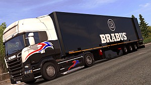 Brabus trailer standalone mod