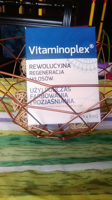Vitaminoplex Regeneracja -Recenzja