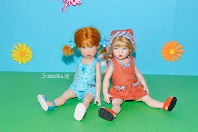 коллекция кукол Хелен Киш, Helen Kish doll