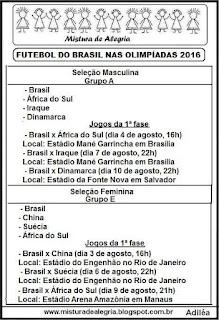 Futebol do Brasil nas olimpíadas 2016