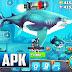 لعبة القرش الجائع Hungry Shark World مهكرة للأندرويد - تحميل مباشر