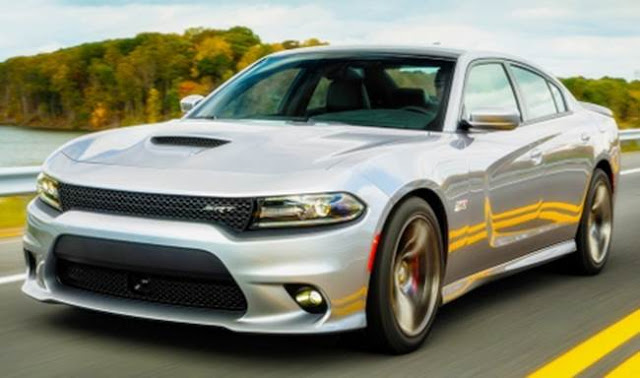 2017 Dodge Charger SRT 392 Redesign