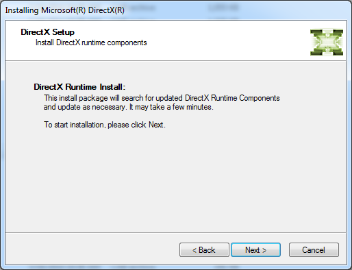 how to download directx 11 from microsoft