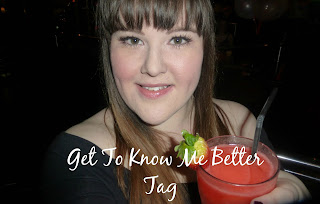 Get To Know Me Better Questions Tag