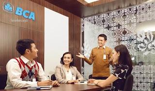 Lowongan Kerja Staf Sekretaris di Bank BCA
