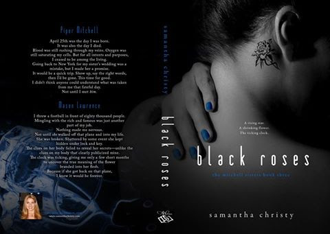 ***RELEASE BLITZ*** BLACK ROSES SERIES by Samantha Christy