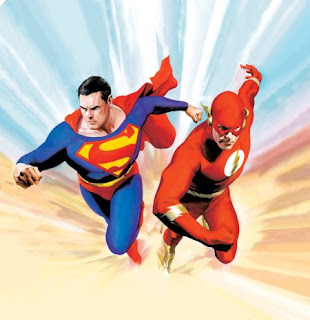 Superman VS The Flash