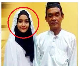 Inilah Foto Terbaru Wanita 18 Tahun yang Menikah dengan Pria Berumur 62 Tahun