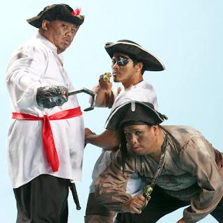 Joras Tersingkir di Minggu Ke-9 MLM2017, Maharaja Lawak Mega 2017, Empayar Lawak, Lanun Lawak, Bottom Two, Abioso,