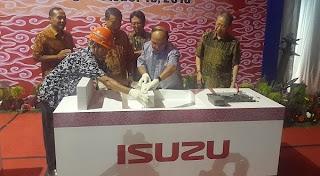 Isuzu Astra Motor Indonesia