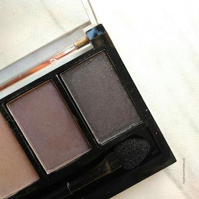 Ever Bilena Pink Brown Eyeshadow Palette