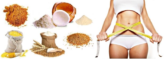 Harinas alimentos engordar nutrición dieta