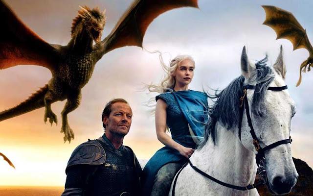 تلخيص ومراجعة لأهم أحداث مسلسل  لا خلاف على القصة ولكن دعنا لا ننسى باقي العناصر التي حققت معادلة النجاح Game Of Thrones.. قبل أن تدق أجراس المعركة الأخيرة دعونا نتذكر معًا أهم ما سبقها