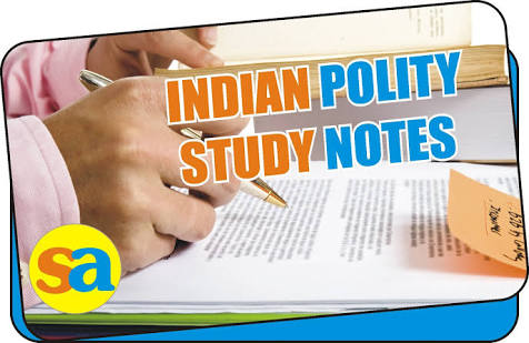 All about Indian constitution | download Indian polity  notes here for free pdf