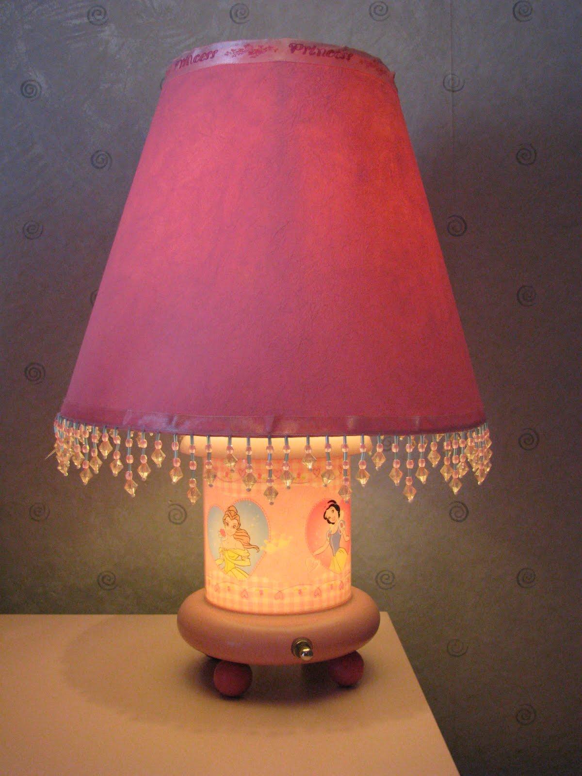 Kids Bedroom For Sale: For Sale: Disney Princess lamp ...