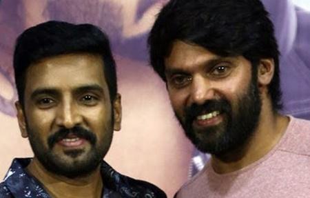 Sakka Podu Podu Raja Trailer launch | Santhanam, Simbu & Arya