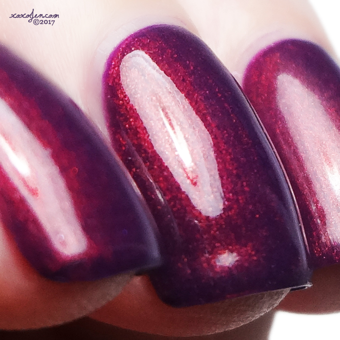 xoxoJen's swatch of Native War Paints Vamping Up