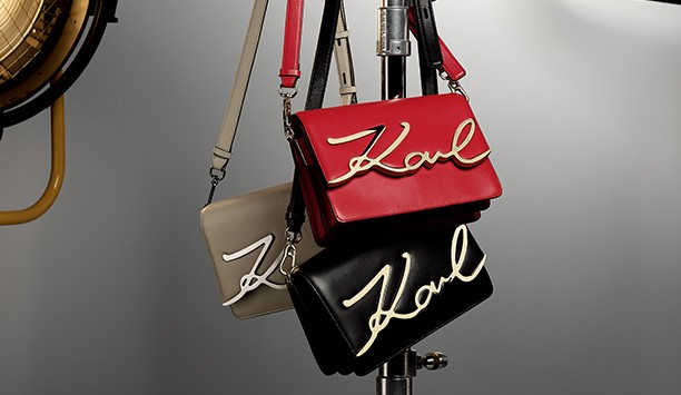 Sac-K-signature-Karl-Lagerfeld