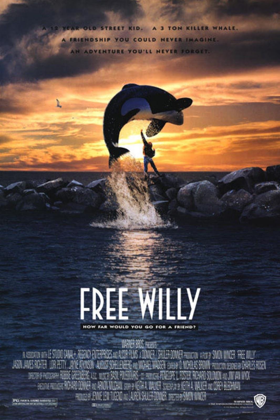 Free Willy เพื่อเพื่อนด้วยหัวใจอันยิ่งใหญ่ [HD][พากย์ไทย]