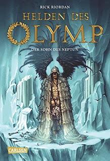 Helden des Olymp 2: Der Sohn des Neptun – Rick Riordan