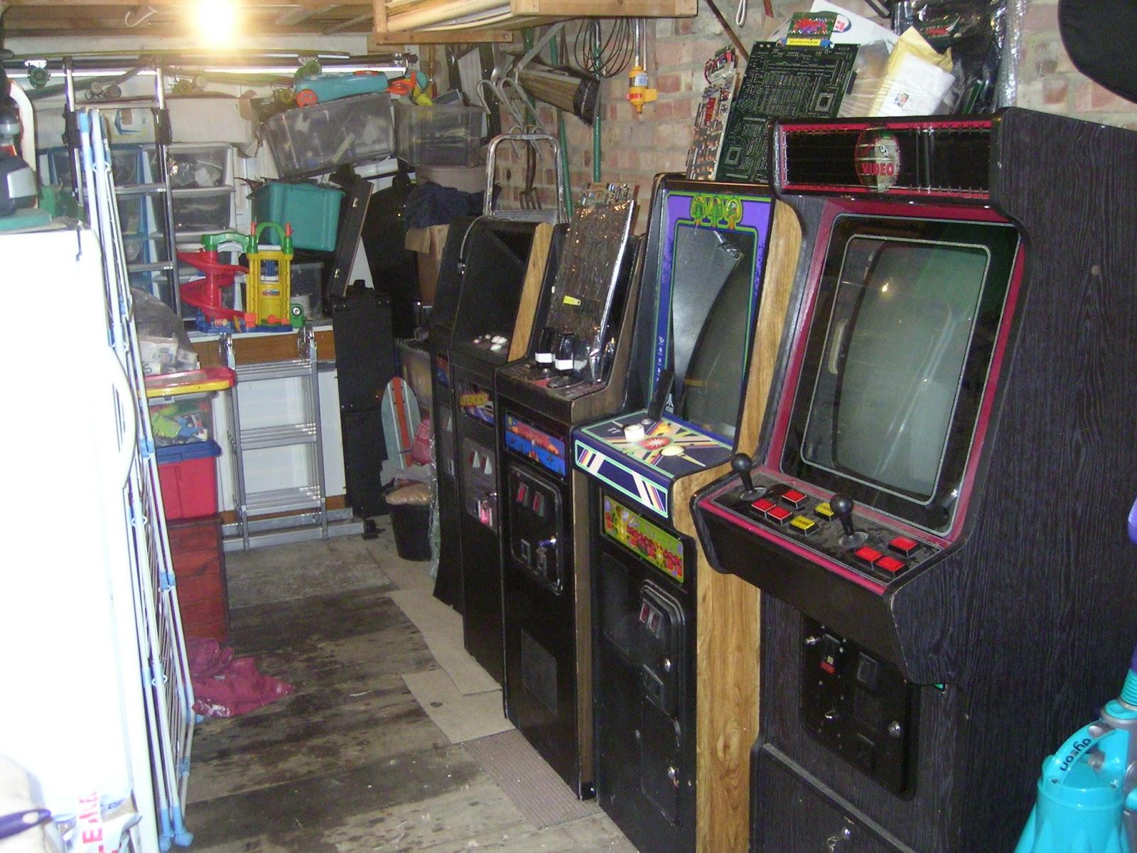 Jump N Fire 2011 Present Garage Arcade