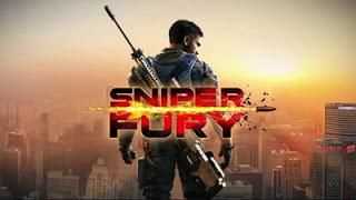 Sniper Fury v1.0.0l MOD Apk+Data(Unlimited Ammo)