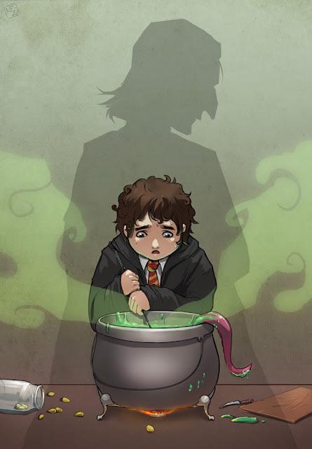 Rogue Neville fanart