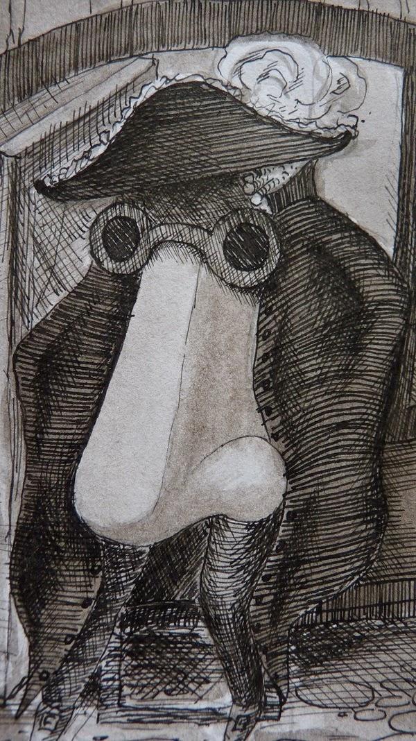 Resultado de imagem para o nariz nikolai gogol