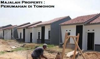 Perumahan Murah di Tomohon, Sejuta rumah murah