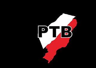 PTB - Partido Trabalhista Brasileiro Logo Vector