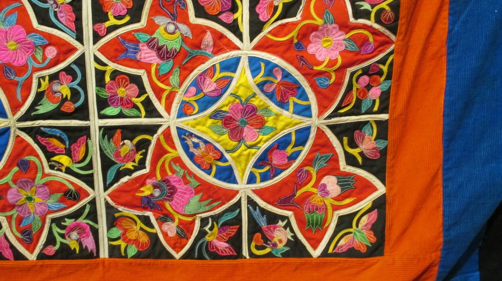 The Literate Quilter Southwest China Quilts At Michigan