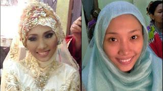 Tata Rias Pengantin Muslimah Di Bandung